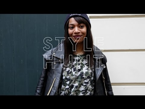 Style Hunt - On the Streets, Paris Fashion Week