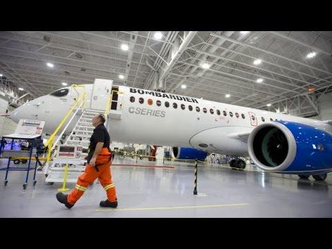 Bombardier Aerospace layoffs