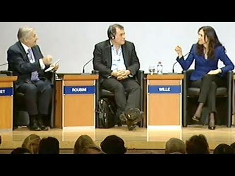 Davos Open Forum 2011 - Euro Grounding?