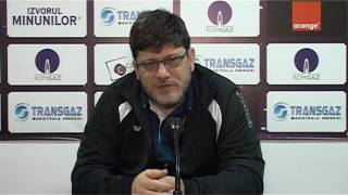 Cristian Pustai inainte de Gaz Metan CFR Cluj   novatv.ro
