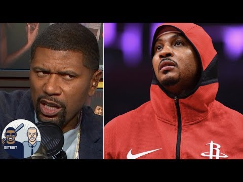 Carmelo Anthony's experiencing his 'lost tape years' – Jalen Rose | Jalen & Jacoby