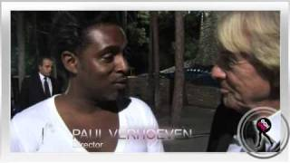 OohChic™ Newsletter 2009 - 2 (with film director Paul Verhoeven)