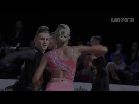 Maxim Germanov - Ekaterina Guguchkina, Samba 1/16 | 2019 FDSARR Championship Amateur Latin
