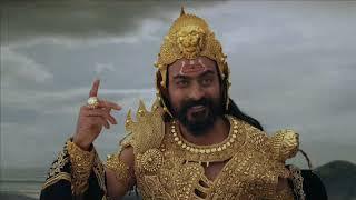 "Картик Джаярам в роли Ланкеша из ""Ситы и Рамы""./ Karthik Jayaram as Ravan from ""Siya ke Ram""."