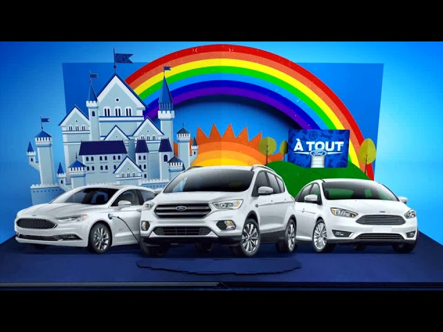Ford Aventures Carte-à-tout