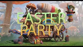 Guns Of Glory: Easter Party Events Coming Soon! [CC]