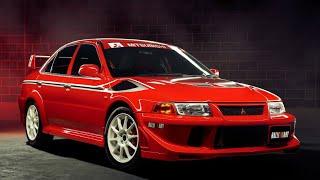 Historia del Mitsubishi Lancer Evolution VI TME