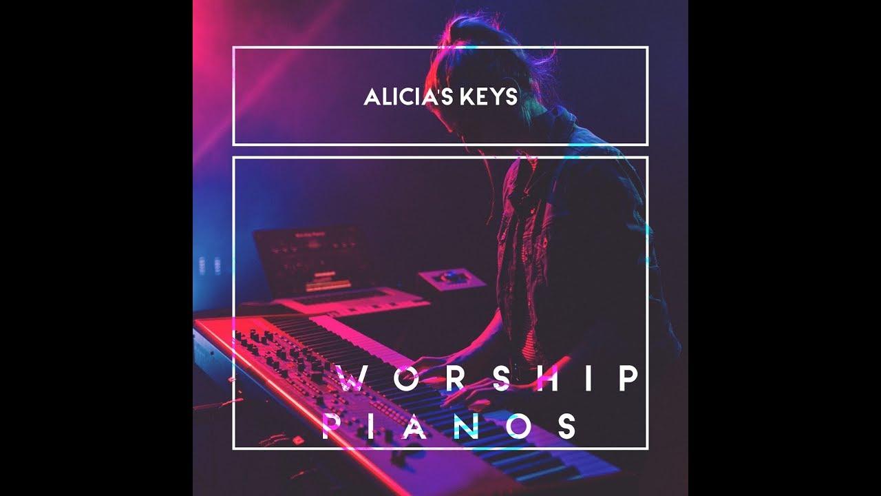 Worship Pianos - Alicia's Keys