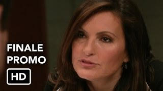 "Law and Order SVU 14x24 Promo ""Her Negotiation"" (HD) Season Finale"