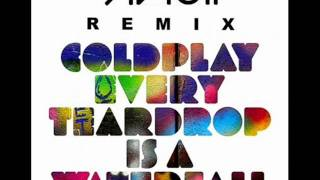 Coldplay - Every Teardrop Is A Waterfall (Avicii