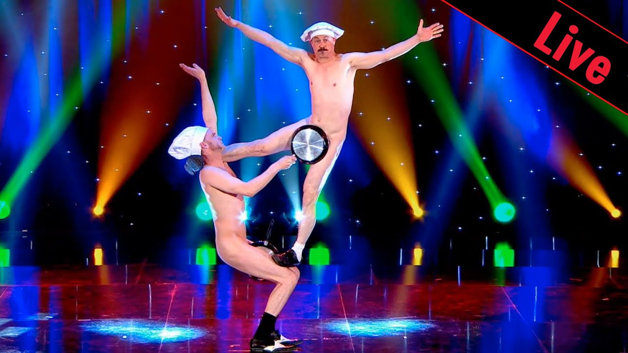Act cabaret nude pic