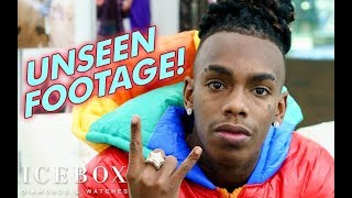 "Unseen Footage: YNW Melly Talks ""Melly VS Melvin"" Album At Icebox!"