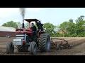 Massey Ferguson 35, 135, 590, 1100, 1135, 3690 | Ploughing Ferguson Days Denmark