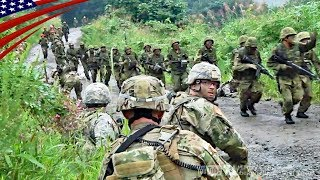 US-Japan Joint Infantry Combat Live Fire Exercise In Japan