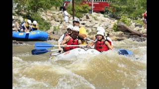 Ocoee River Rafting with Rolling Thunder River Company