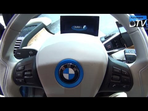 2014 BMW i3 (170hp) - In Detail (1080p FULL HD)