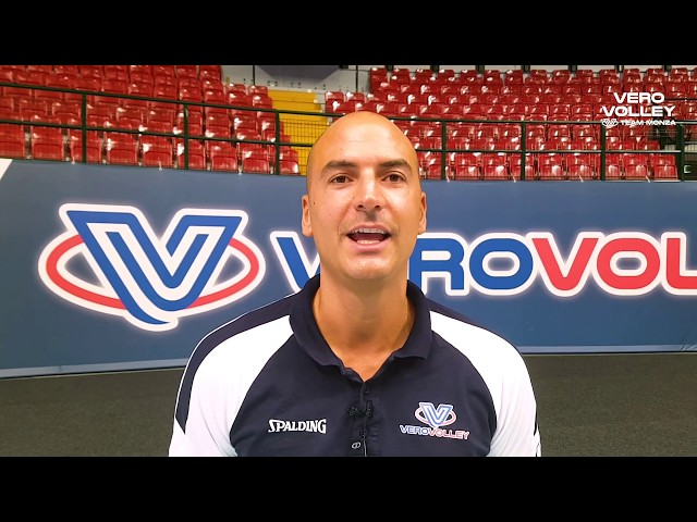 Raduno Vero Volley Monza 2019-2020