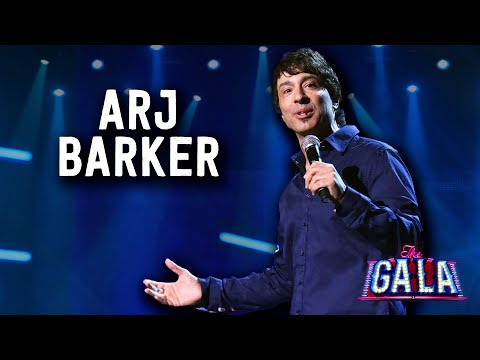 Arj Barker - 2017 Melbourne International Comedy Festival Gala