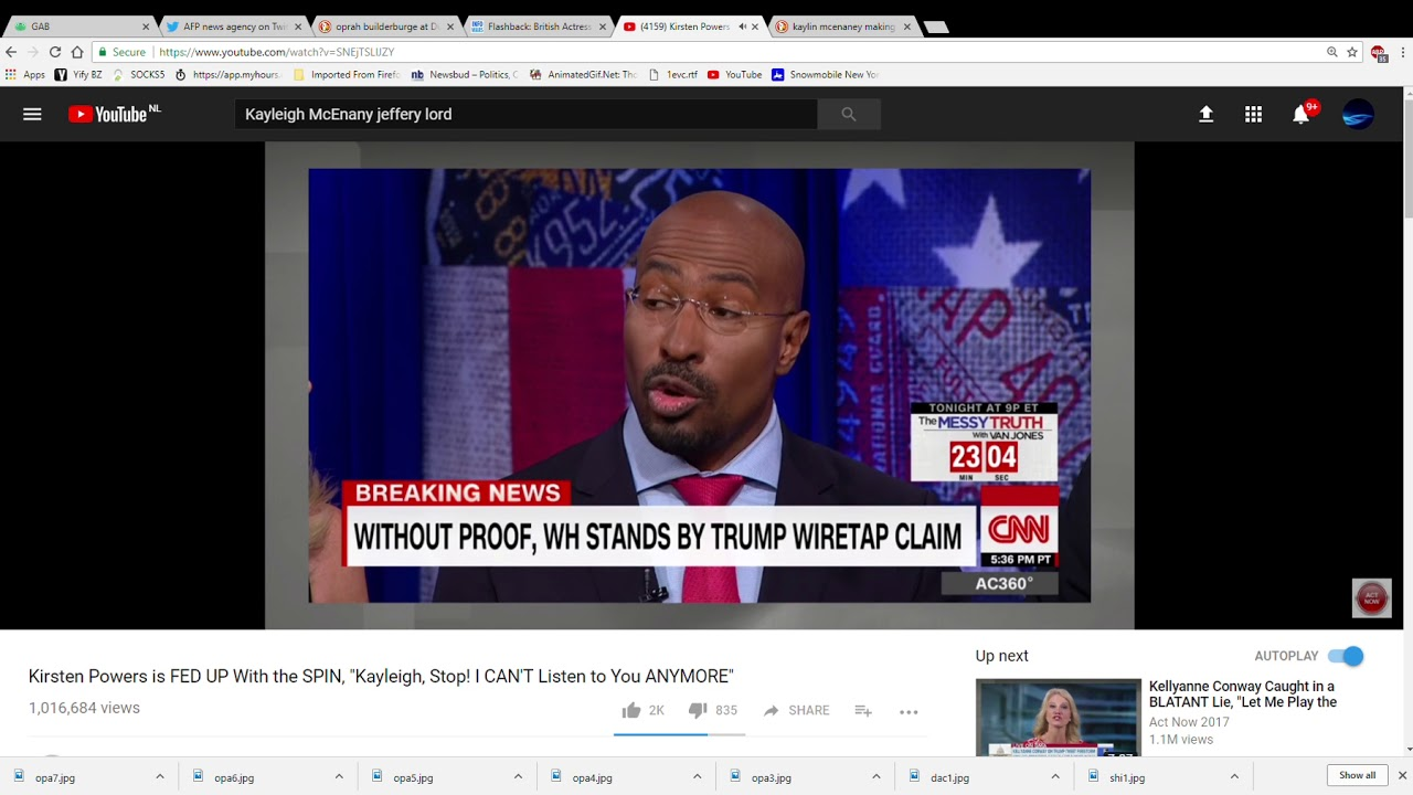 "CNN FAKE NEWS Embarrassment! ""Termites"" Trump Was Right on ..."