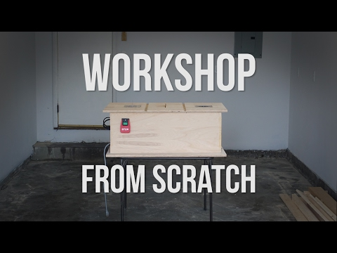 Start A Workshop For $600 - #001