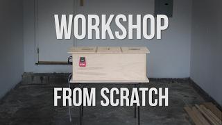 Start A Workshop For $600 - #001