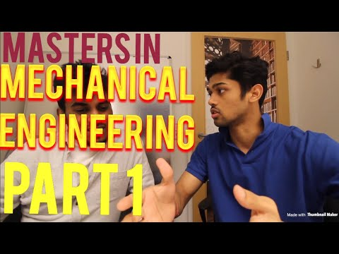 MASTERS IN MECHANICAL ENGINEERING IN GERMANY/ Does city Matters When Applying to German University?