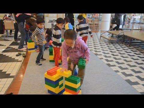 大阪でレゴパーク誕生へ 国内2例目5月開業に向け起工式