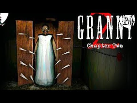 Granny Chapter 2 - Gameplay Walkthrough Part 6 - NEW UPDATE Version 0.8.4 (iOS Android)