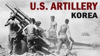 Artillery Action in the Korean War   US Army Documentary   1951