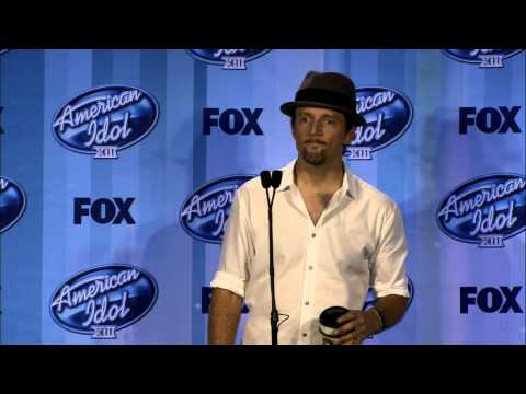 Jason Mraz l Backstage @ The American Idol Finale l FULL INTERVIEW