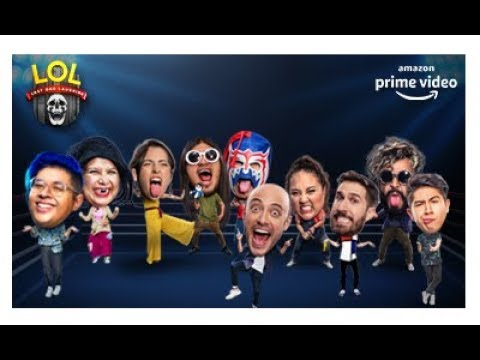 LOL: Last One Laughing - Tráiler    Amazon Prime Video