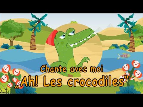 Ah les crocodiles comptine -