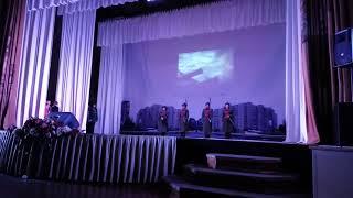 Концерт к 100-тию Октябрьской революции. Батайск.