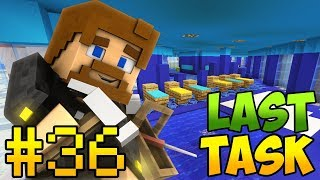 Minecraft LastTask 2 #36 - УЛУЧШЕННАЯ СПА ЗОНА