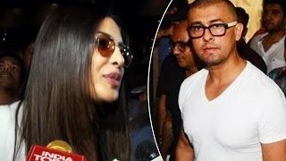 Priyanka Chopra REACTS To Sonu Nigam Azaan Controversy