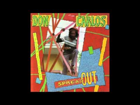 Don Carlos - Spread Out (Full Album)