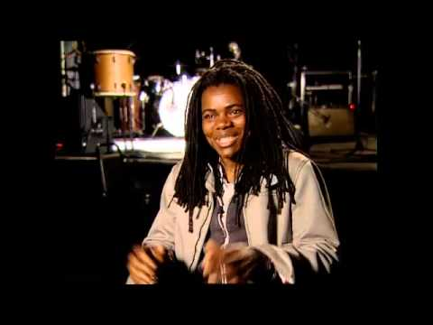 Tracy Chapman interview and soundcheck
