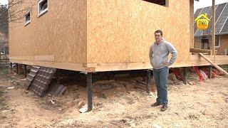 Строительство дома из СИП панелей. Личный опыт // FORUMHOUSE(, 2013-05-24T20:36:06.000Z)