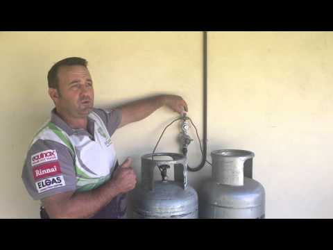 How To Change Over Your 45Kg LPG Gas Bottles