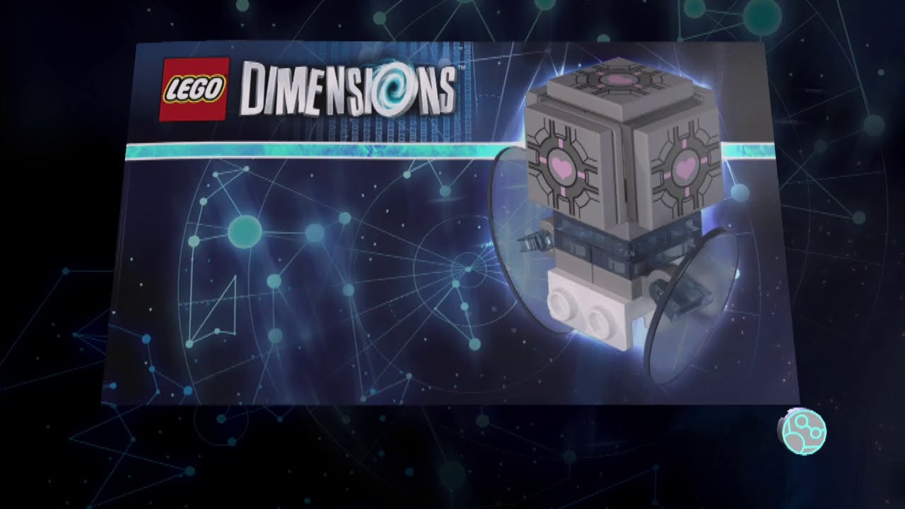 lego dimensions portal 2 instructions