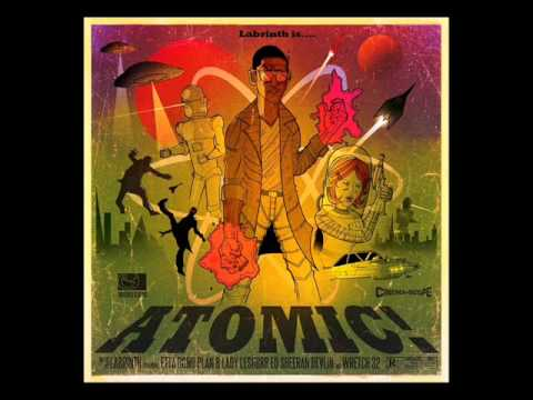 Labrinth - No Prisoners Featuring Marger Luna CFaiz & Maxsta  - Atomic EP Track 3