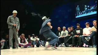 Movie One vs Queen Mary (HIP OPsession 2013 1vs1 Bgirl Battle)