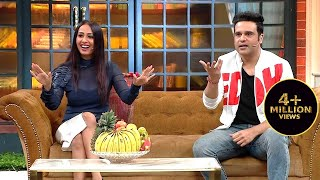 The Kapil Sharma Show - The Spouse Special Episode Uncensored | Parmeet, Kashmira, Priyanka Sharda