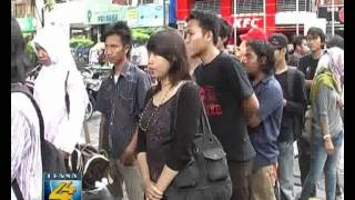 Aksi Demo Penambangan Pasir Besi    LENSA 44 ADITV