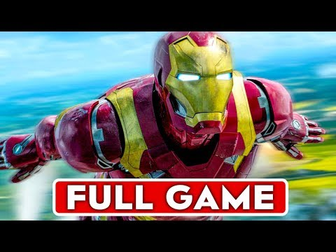 IRON MAN Gameplay Walkthrough Part 1 FULL GAME [1080p HD] - No Commentary
