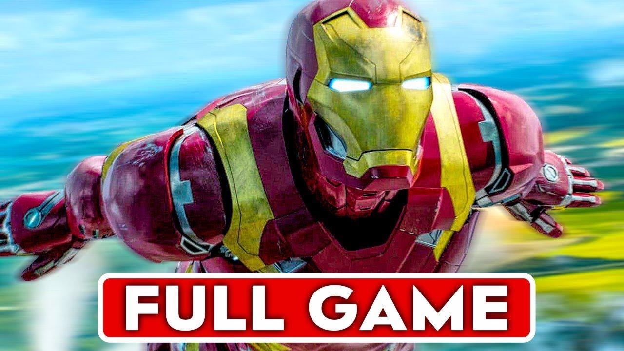 iron man gameplay walkthrough part 1 full game [1080p hd] no