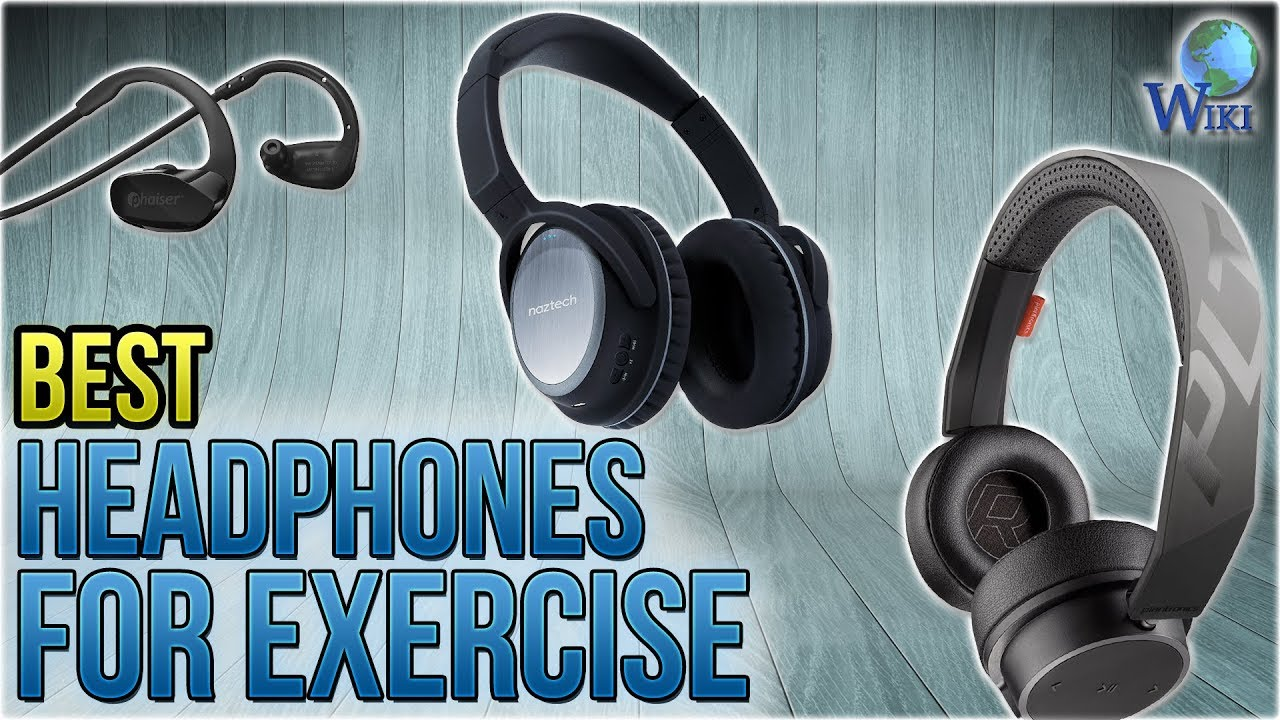 54c8f5ceede 10 Best Headphones For Exercise 2018 - YouTube