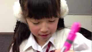 2012.11.19クラスM放課後特訓ライブ@赤坂GENKI サイン会にて.