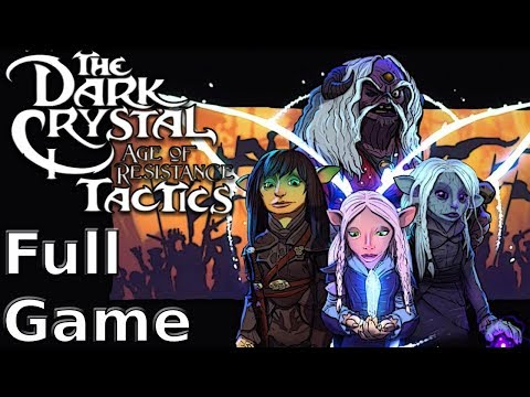 The Dark Crystal: Age of Resistance Tactics - Full Game (Gameplay)