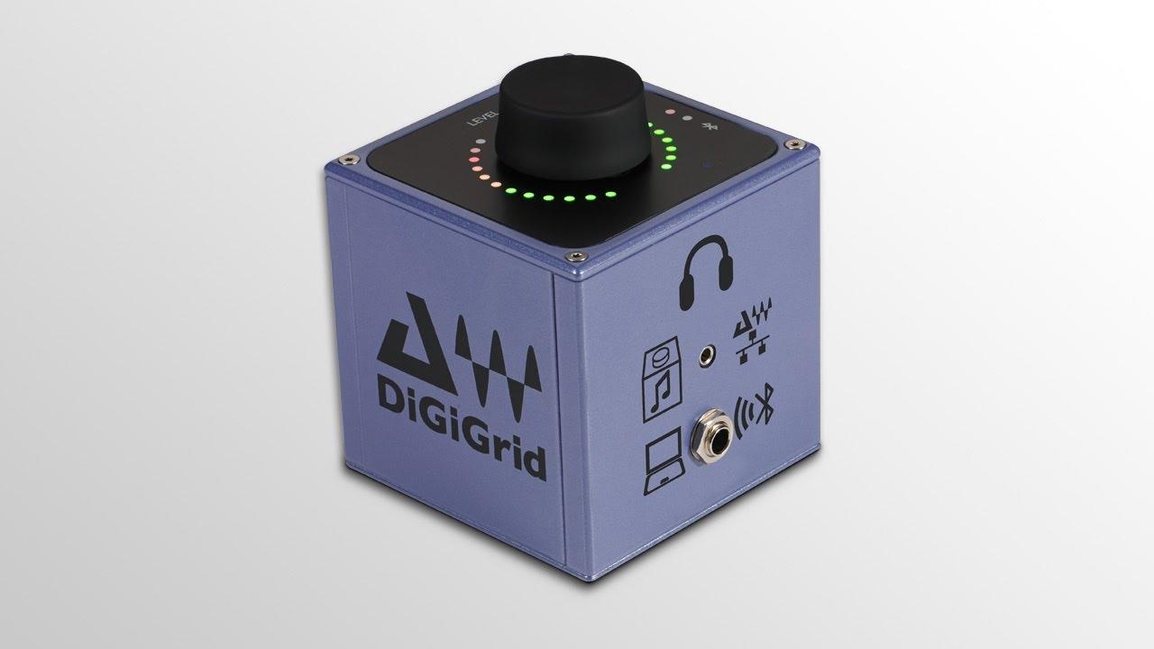 DiGiGrid MSA Nettverk Lydkort DSP